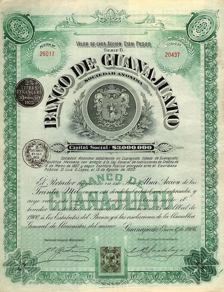 Banco de Guanajuato