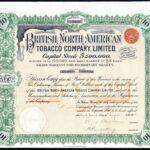 British North American Tobacco Co. Ltd.-1