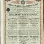 Bulgaria: 1907 4½% Gold Loan-1