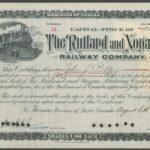 Rutland and Noyan Railway Company-1