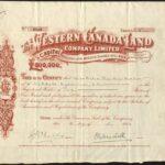 Western Canada Land Company Ltd-1