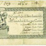 Biglietti di Credito verso le Regie Finanze – Lire 100-12