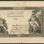 Biglietti di Credito verso le Regie Finanze – Lire 100-17