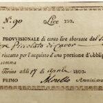 Cassa di Riscatto – Torino Lire 100-1