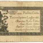Biglietti di Credito verso le Regie Finanze – Lire 100-13