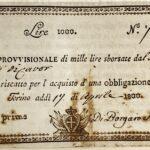 Cassa di Riscatto – Torino Lire 1.000-1
