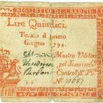 Biglietti di Credito verso le Regie Finanze – Lire 15-2