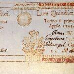 Biglietti di Credito verso le Regie Finanze – Lire 15-3