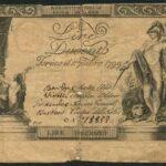 Biglietti di Credito verso le Regie Finanze – Lire 200-7