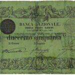 Banca Nazionale negli Stati Sardi – Lire 250-6