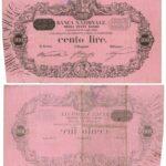 Banca Nazionale negli Stati Sardi – Lire 100-8