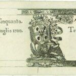 Biglietti di Credito verso le Regie Finanze – Lire 50-6