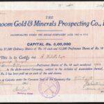 Dalbhoom Gold & Minerals Prospecting Co. Ltd.-2