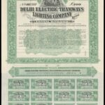 Delhi Electric Tramways and Lighting Company Limited-1