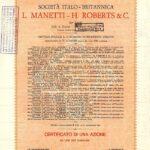 Italo-Britannica L. Manetti-H. Roberts Soc.-7
