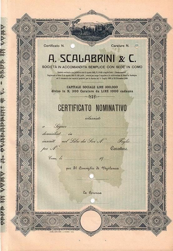 A. Scalabrini & C.