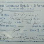 Unione Cooperativa Agricola e di Consumo in Villagrappa di Forlì-1